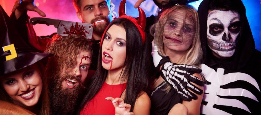 Видеосъёмка на Halloween